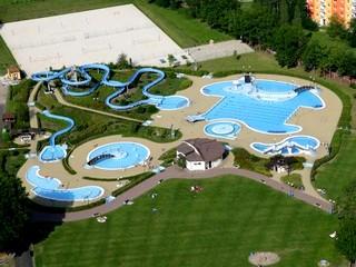 Aquapark - Klášterec nad Ohří