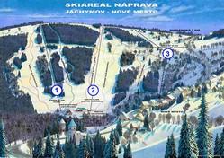 Ski areál Náprava - Mariánská