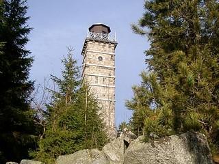 Rozhledna Pajndl - Tisovský vrch