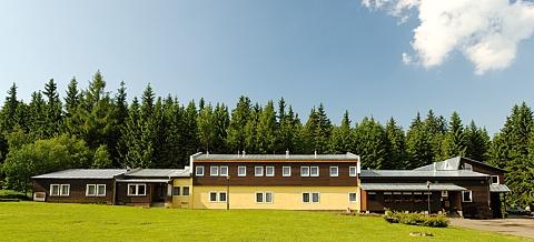 Chata Lesanka - Mariánská rekreační středisko